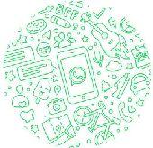 اشتراك رقم امريكي للواتس وباقي البرامج