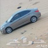 اكسنت 2012 جير عادي الخرج الرياض