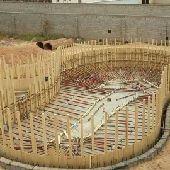 مسابح خرسانية وكل ما يخص امور البناء عضم