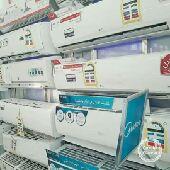 بيع واستبدال جميع انواع المكيفات الاسبليت