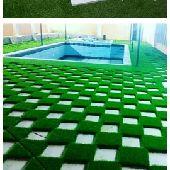 تركيب وتوريد العشب الصناعي بجميع انواعه حدائق