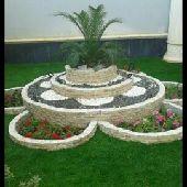 فن تنسيق الحدائق الرياض