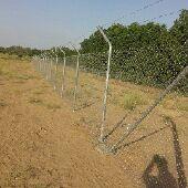 نقوم بتركيب الشبوك المزارع ولاراضي
