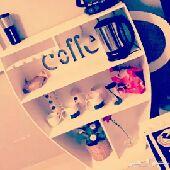 ركن القهوة يجنن متنوعة الوان