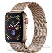 APPLE WATCH GOLD SERIES 4-44 STAINLESS STEEL