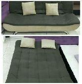 كنب سرير بألوان زاهيه