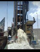 كشف مياه  مكة جده نعمل  في جميع أنحاء المملكة