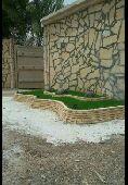 ممرات حجريه تنسيق حدائق