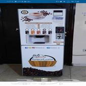 مكينة قهوة ذاتية البيع جديدة