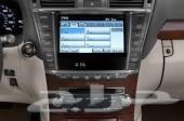 مسجل شاشه مضخم صوت  لكزس LS460