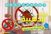 شركة مكافحة حشرات بالمدينة المنورة  رش حشرات