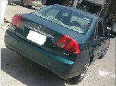 هوندا سيفيك 2001 للبيع