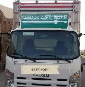 ابوحمزه نقل عفش لجميع أنحاء المملكه فك وتركيب