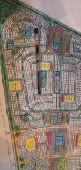 للبيع ارض في مخطط الكوثر 128ج شارعين