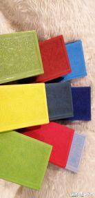 مصاحف ملونة للتوزيع والهدايا