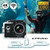 كاميرا - أكشن - Action رياضية بتقنية 4K