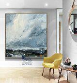 لوحات فنيه مقاس كبير