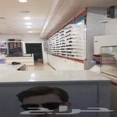 محل نظارات للتقبيل.. الدمام.. شارع الامارة