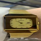 للبيع ساعة رادو اصلية