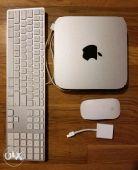 Mac Mini Server i7 quad core 2gh 16gb ram 240