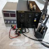 اجهزة وادوات لصيانه الجوال وجولات للبيع