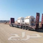 لوبد نقل المعدات الثقيلة والخفيفة دخل المملكة