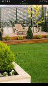 موسسه الحكير الزراعه تنسيق الحدائق المنزلية