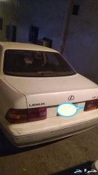 لكزس 400 مديل 1996