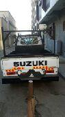 سيارة دباب سوزوكي اقتصادية  موديل 2013 للبيع