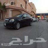 كابرس 6 سلندر Ls اسود 2008 البيع كاش فقط