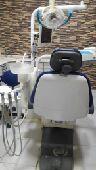 كراسي اسنان ومعدات متنوعه ومعمل للبيع