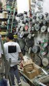 معدات للبيع