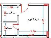 للايجار غرفه عزاب بحي الصفا