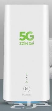 للتنازل بدون مقابل مع الإشتراك راوتر ZAIN 5G