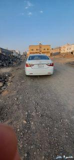 سياره سوناتا قير عادي 2012 للبيع تشليح لوجود
