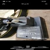 كاميرا نيكون D3100 مستعملة للبيع شبه جديده