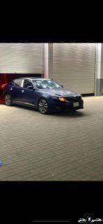 السيارة  كيا - اوبتيما الموديل  2015 الفئه-فل