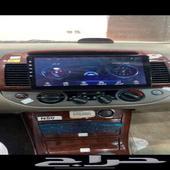 شاشة اندرويد للسيارات ب 450 ريال
