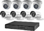 كاميرات مراقبة 850 شامل التركيب والبرمجة