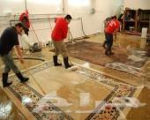 شركة تنظيف فلل منازل مجالس كنب موكيت بالرياض
