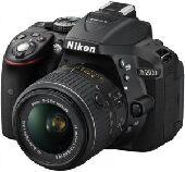 كاميرا نيكون D5500 جديدة