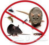 تنظيف بيوت كنب موكيت خزانات رش مبيدات بالرياض