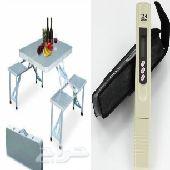جهاز قياس الملوحة وطاولة الحقيبة العجيبة عرض