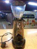 ماكينة قهوة اسبريسوا ايطاليه مع الطاحونه
