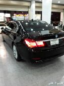 للبيع بي ام 730 ستة سلندر موديل 2011فل كامل