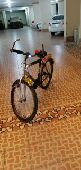 دراجه هوائية مستخدم نظيف