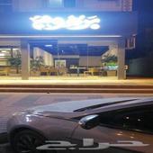للبيع مطعم جديد بشمال الرياض ب 210 آلاف ريال