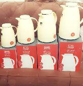 عرض طقم ثلاجات شاي وقهوة من 4 قطع ب 100 ريال