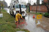 شركة تسليك مجاري بالضغط كشف تسربات المياه بال