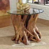 جذع جذوع حطب خشب شجر طبيعي اثاث ديكور طاوله